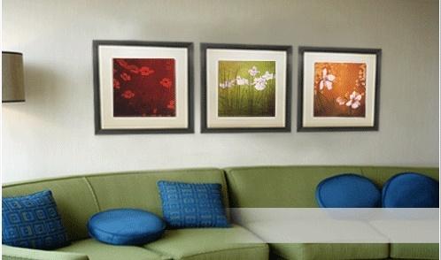 dekorasi dinding rumah minimalis rancangan desain rumah