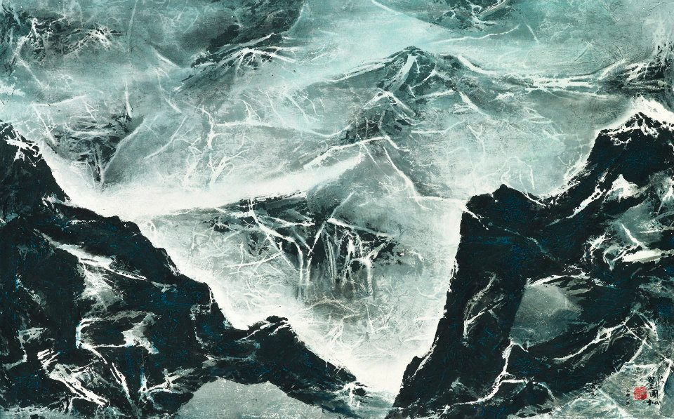 HK Holds Private Sale of Chinese Contemporary Ink May 23-27