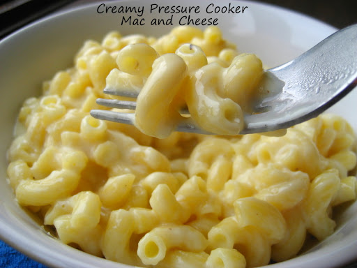 ... In Montana: Pressure Cooker Pasta... and Creamy Macaroni and Cheese