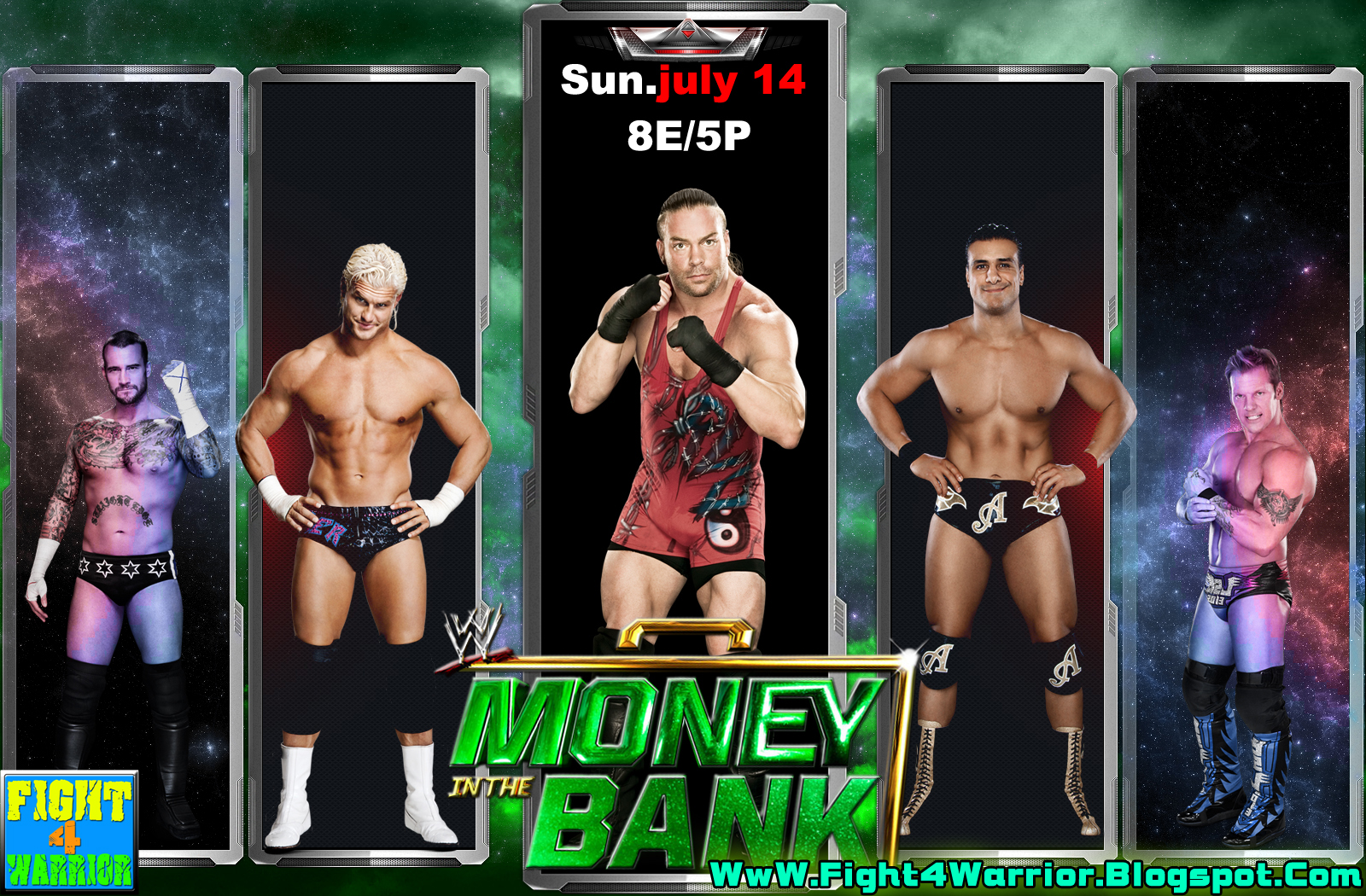wwe money in the bank games videos