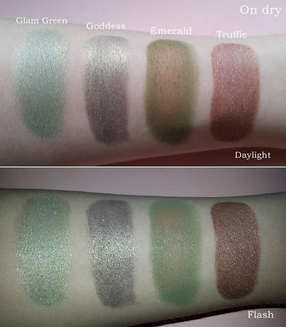 Hart Cosmetics eyeshadow