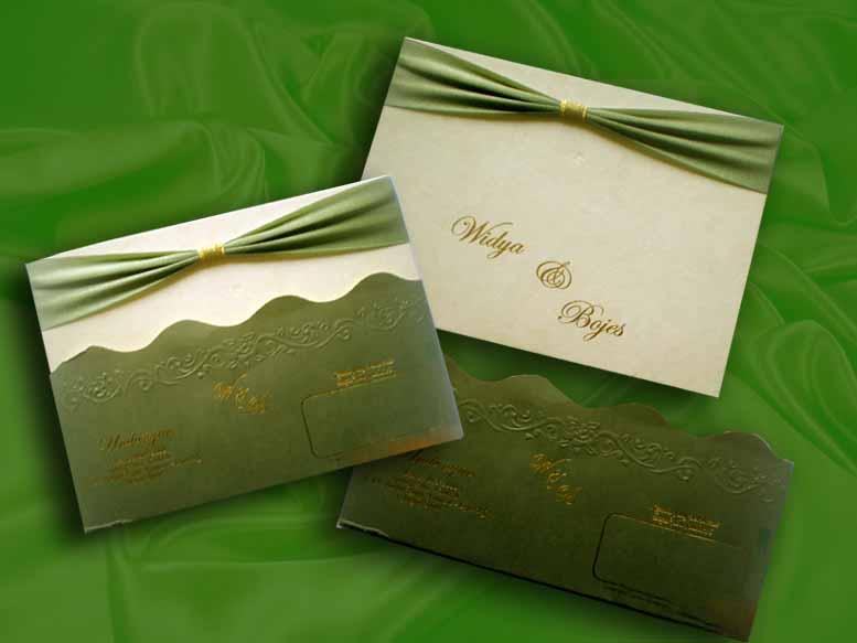 bahan amplop kertas yasmin hijau tua isi cover kertas yasmin hijau ...