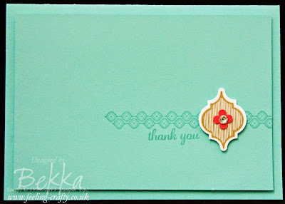 Mosaic Madness Stamp Set from Stampin' Up! UK - Grab It Here While You Still Can!