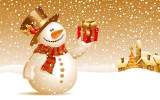 snowman christmas gift (21)