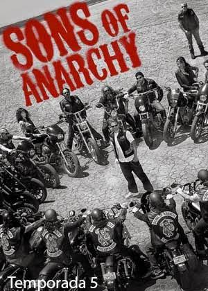 Sons of anarchy Temporada 5