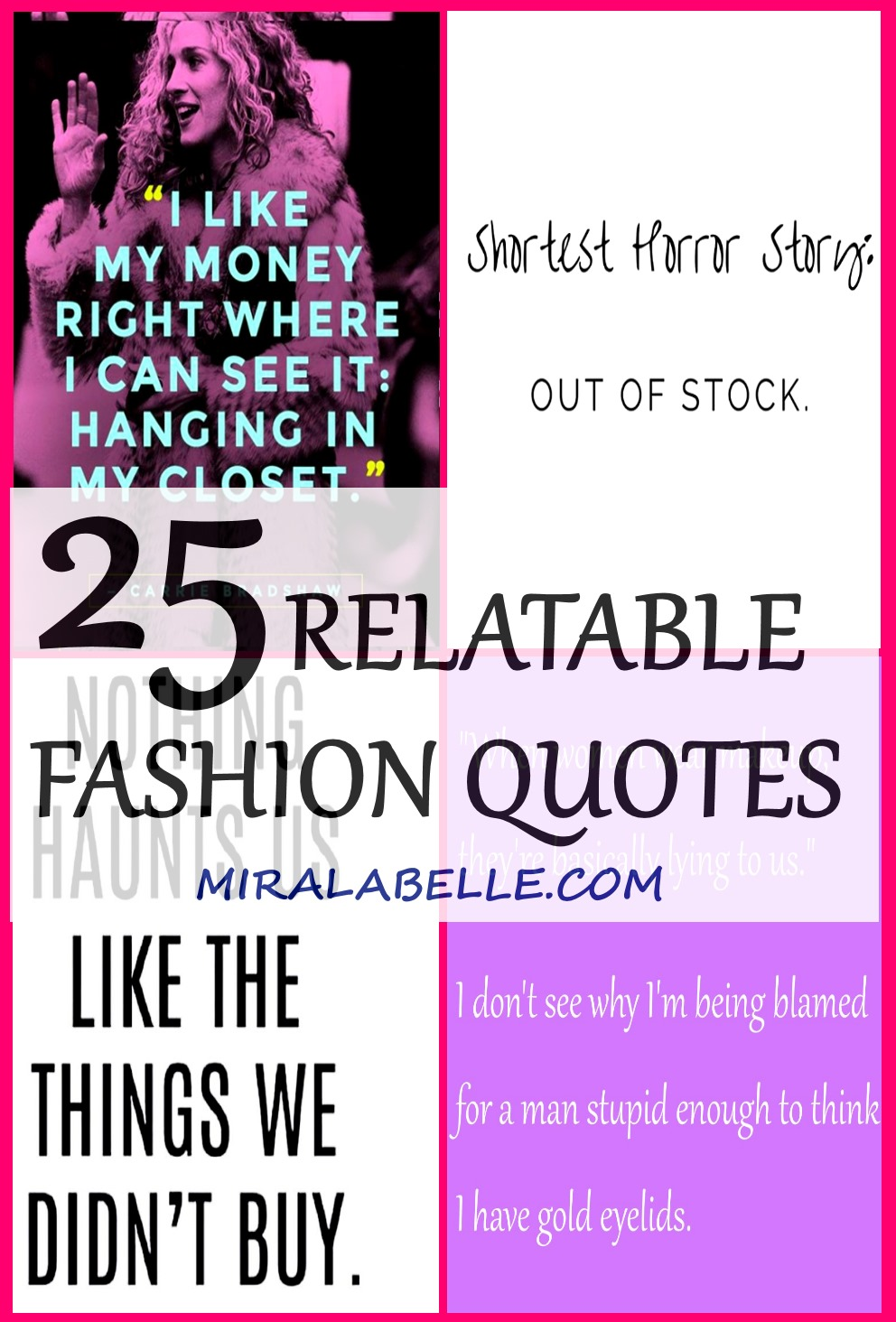 Relatable Quotes 25 Relatable Fashion Quotes That Will Totally Make Your Day