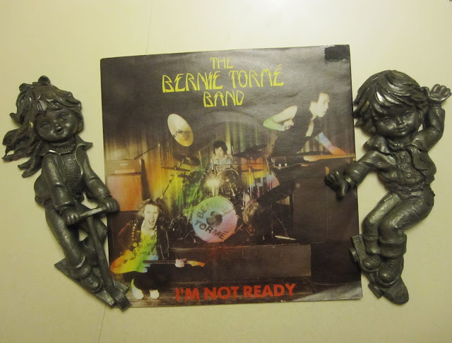The Bernie Torme Band - I'm not ready - 1978 Jet records