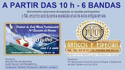 14o. ENCONTR DE BANDAS - SURF MUSIC INSTRUMENTAL