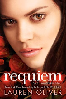 'Waiting On' Wednesday (12): Requiem (Delirium #3) by Lauren Oliver