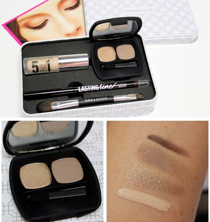 Love Shelbey Bare Minerals Bare Tutorials Neutral Eyes