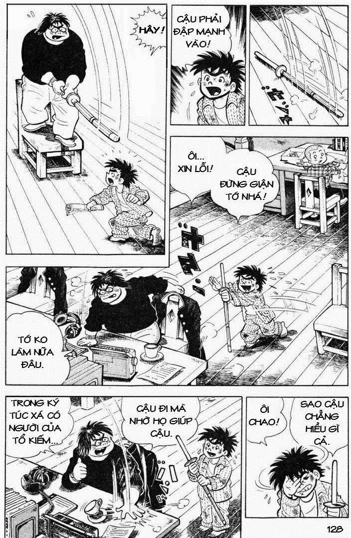Siêu quậy Teppi chap 95 - Trang 38