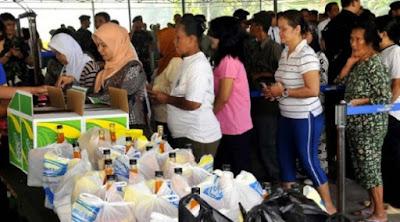 Pemkot Surabaya Gelar Bazar Murah