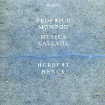 Musica Callada - Herbert Henck