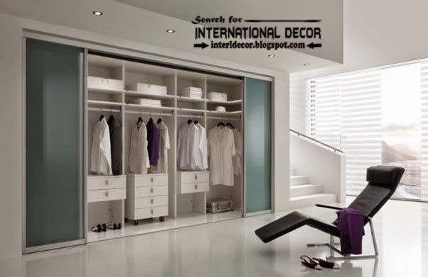 contemporary Wardrobe systems, closet designs for dressing room