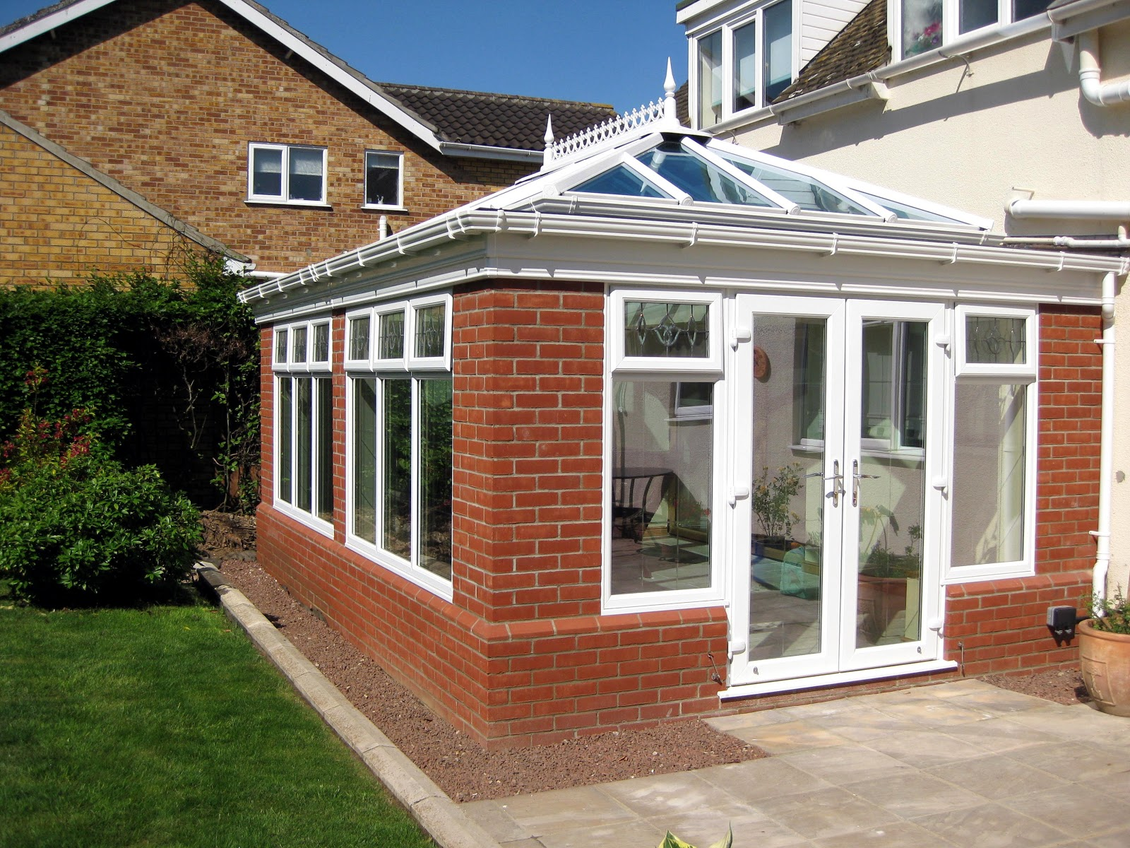Horsford Window Conservatory Company Ltd Opt For An
