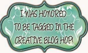 The Creative Blog Hop