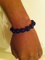 Shamballa Bracelet Onyx7
