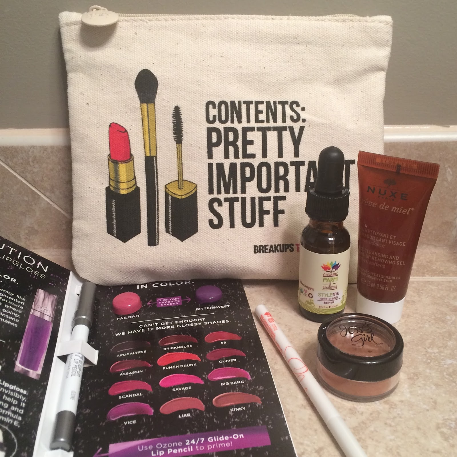I Wanted To Share My May Ipsy Glam Bag With You This Is First And Was Really Excited Receive It A 10 Monthly Subscription