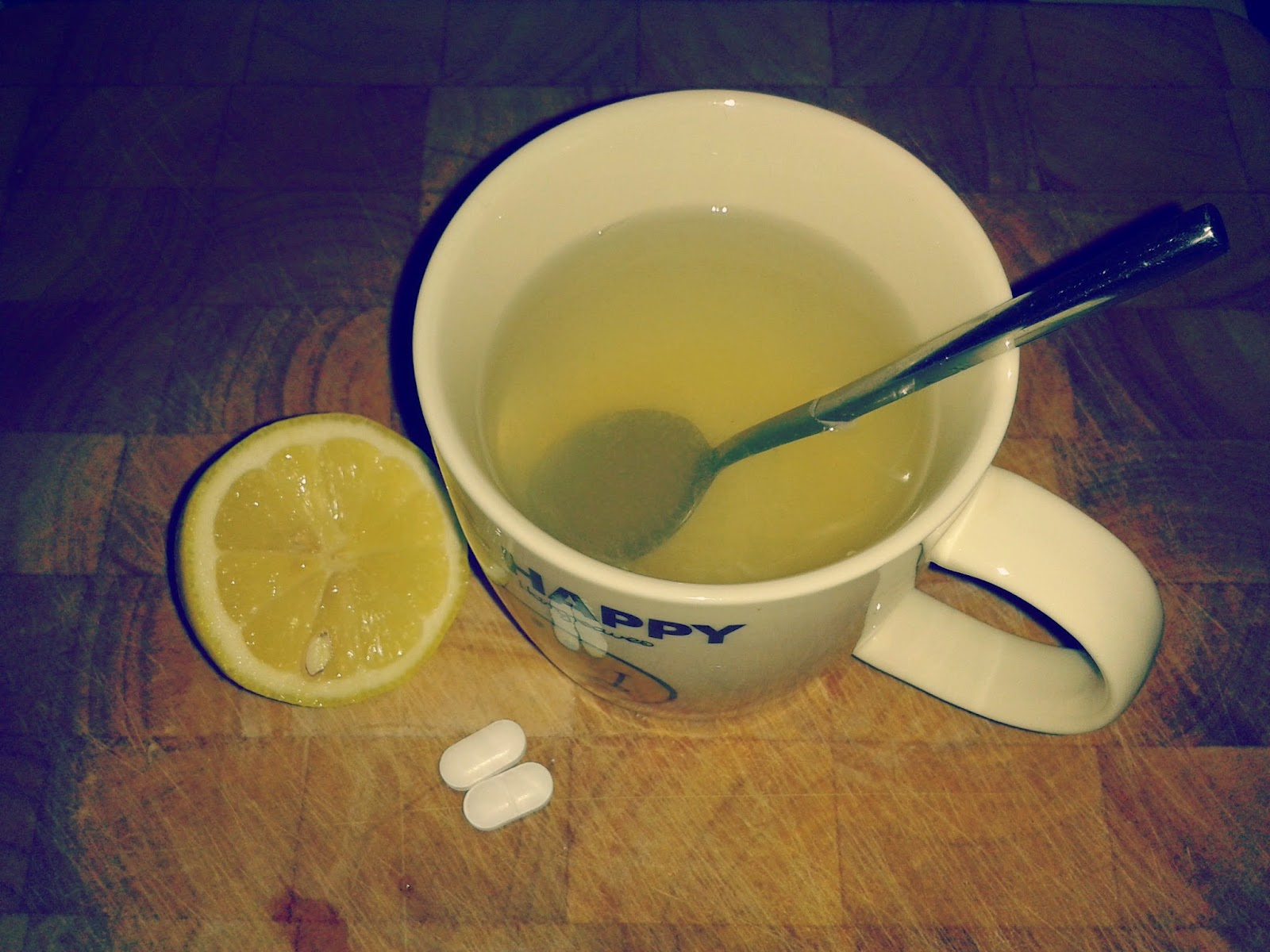 Project 365 day 357 - Hot Lemon & Honey // 76sunflowers