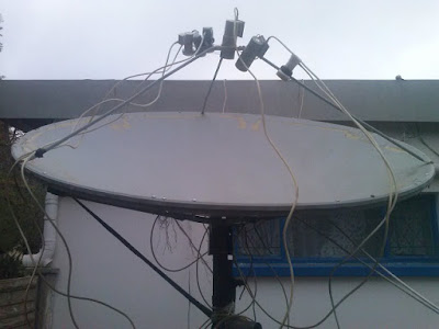 MULTI SATELLITE...DISH MOTORIZATION