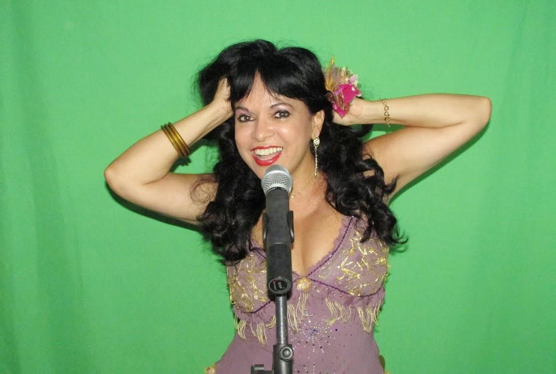 ...::: Cylene Araújo - A Cantora das 50 Horas de Forró!!  :::...