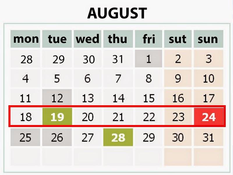August 18-24, 2014 Ukraine: Weekly Highlights