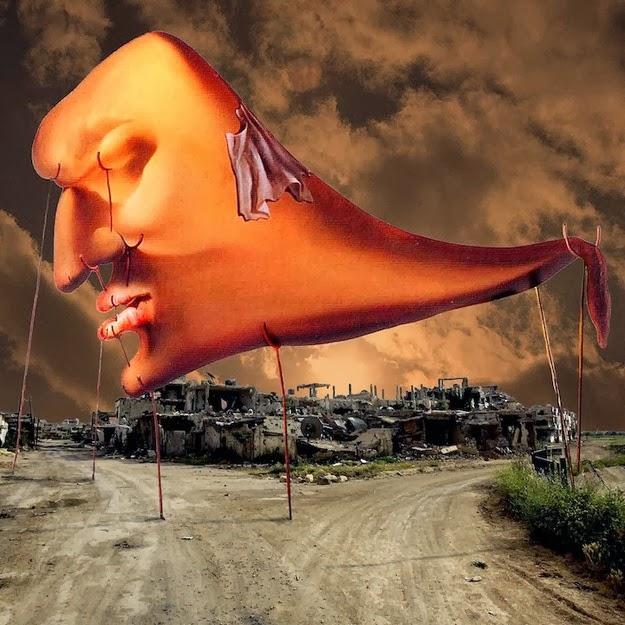 artwork of Tammam Azzam3
