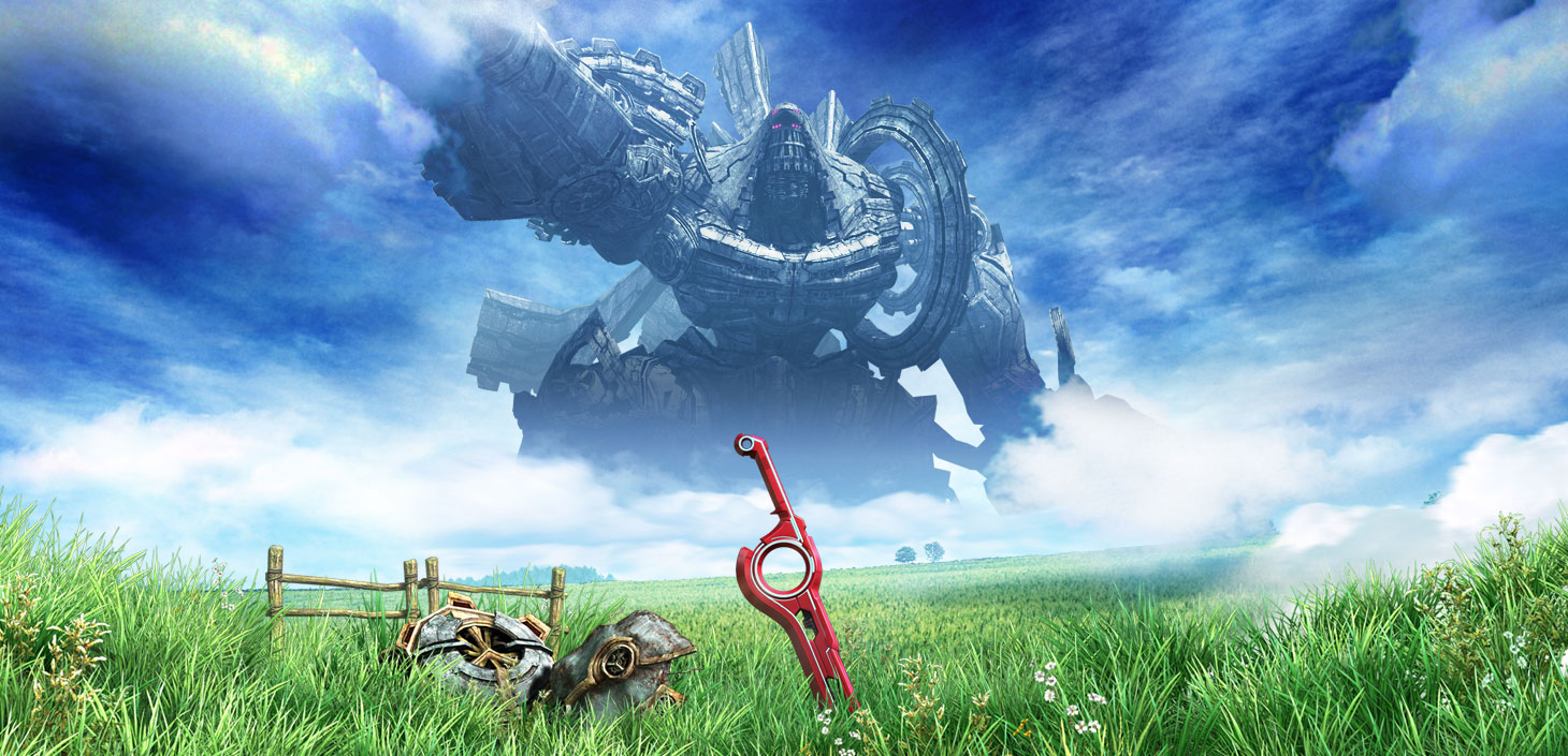Xenoblade HD & Widescreen Wallpaper 0.964892216376644