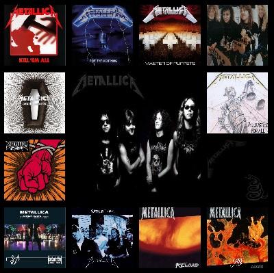 Metallica Discografia Metallica Discografia Completa 320kbps