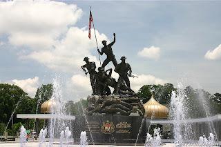 tugu negara, selamat hari malaysia, 16 september