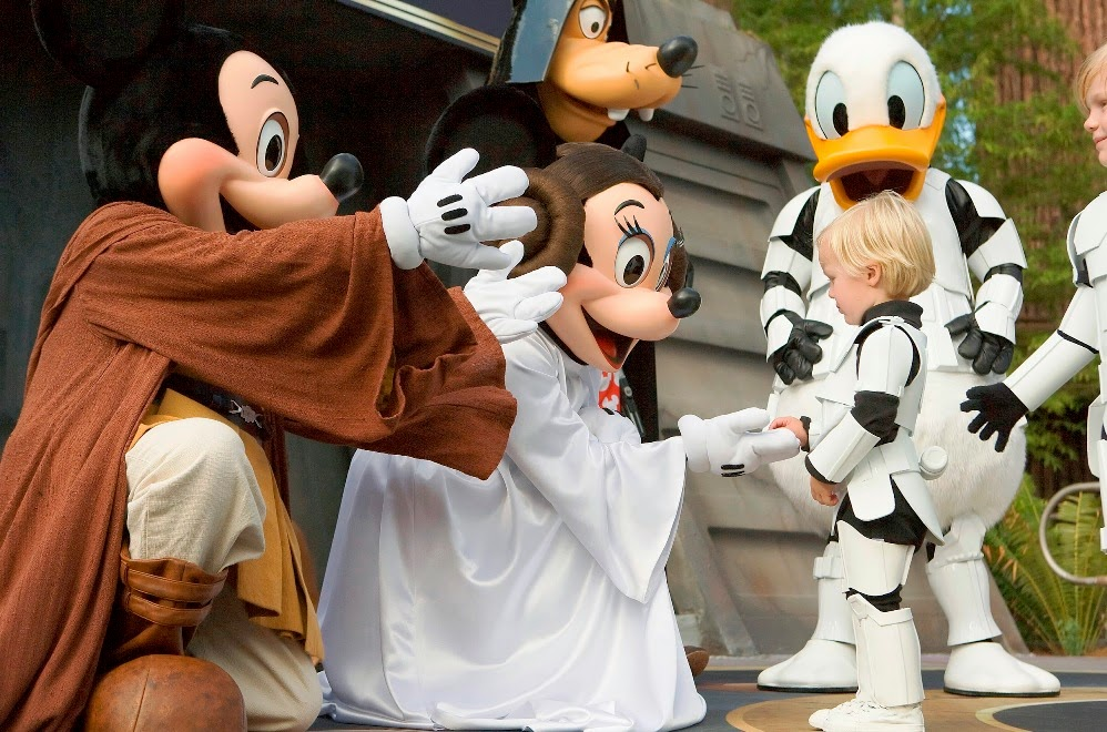 Star Wars Weekends na Disney em Orlando