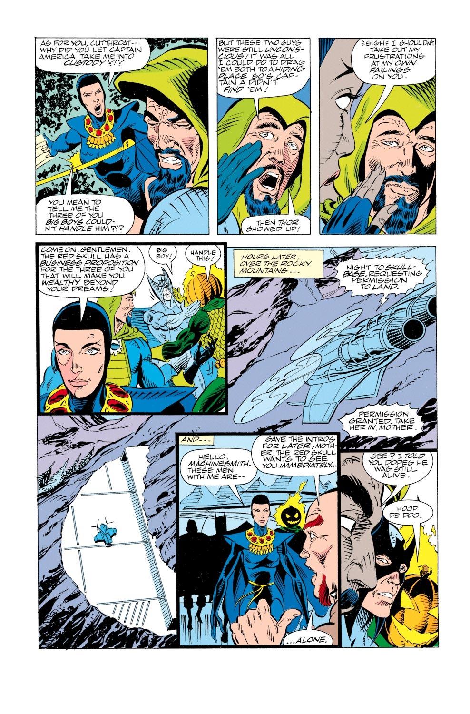 Captain America (1968) Issue #398 #331 - English 22