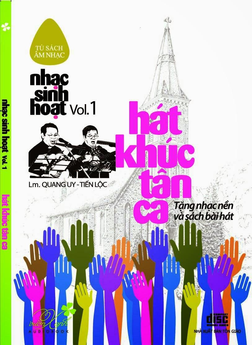 Album CD Lm.Tiến Lộc & Lm.Quang Uy