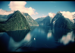 Fjordlands National Park, South Island, New Zealand