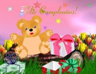 Feliz Cumpleaños con Regalos, parte 2