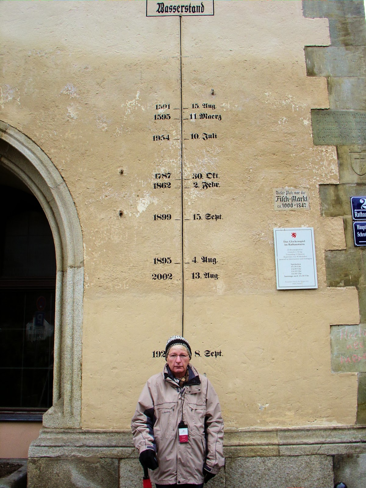 To provide scale, look where the 2013 marker is at very top of this image.
