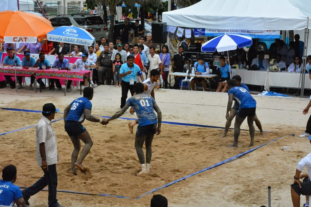 Asian Games Phuket Kabaddi