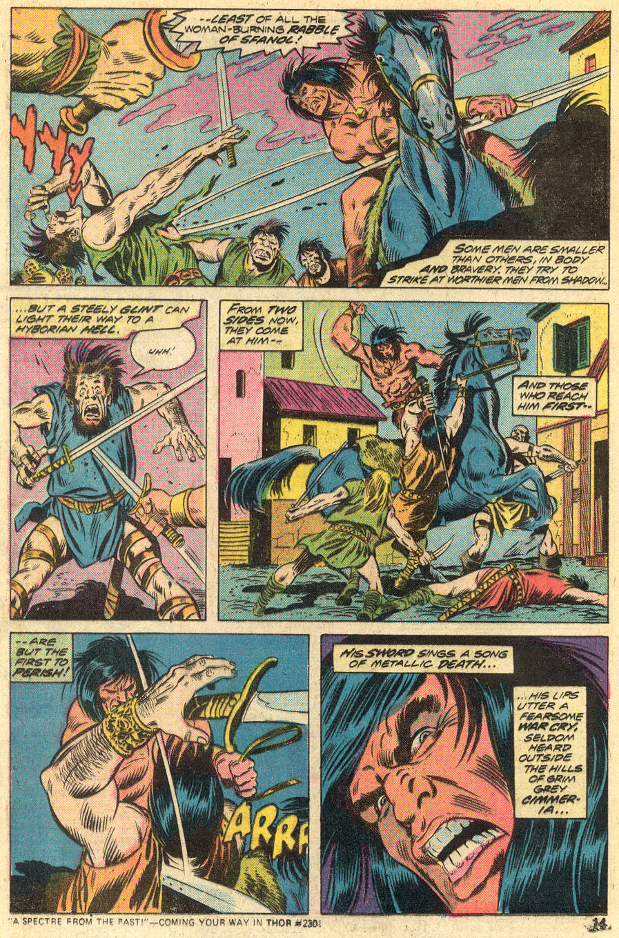 Conan the Barbarian (1970) Issue #46 #58 - English 9