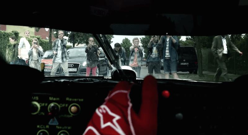 豪快すぎ!アウディがポルシェの「ル・マン復帰」を歓迎する動画を公開