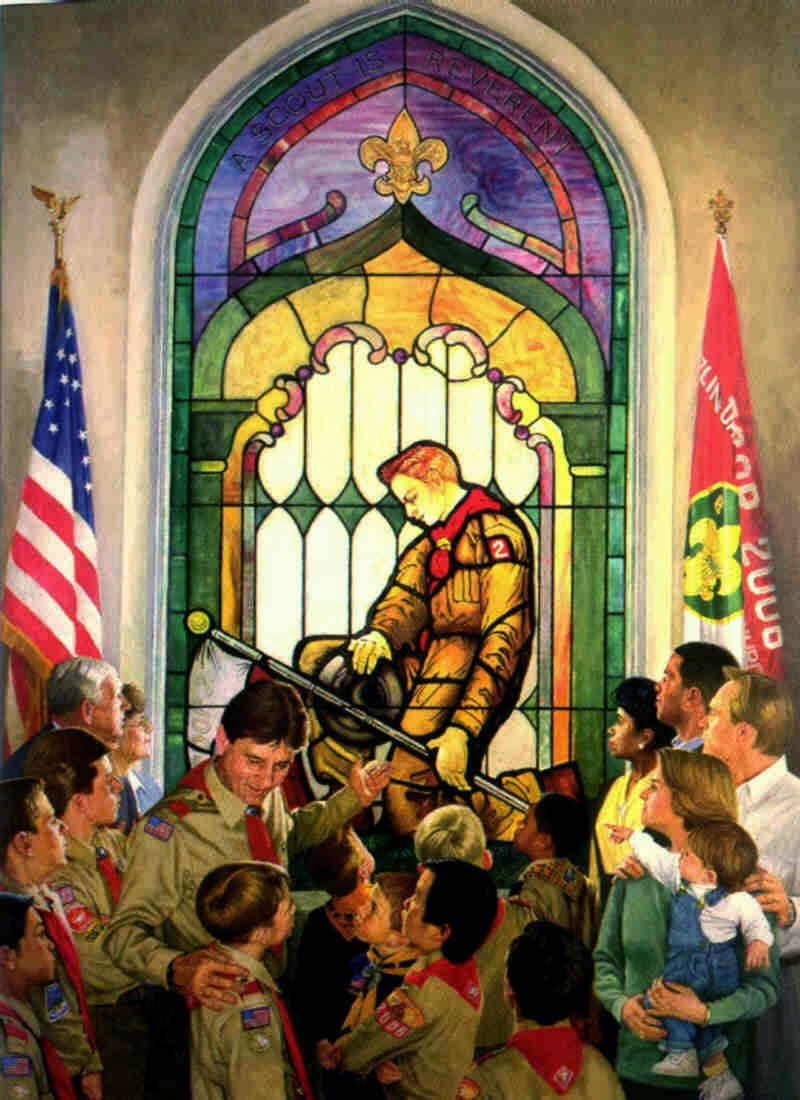Scouts are Reverent: Ad Altare Dei - Chapter 1: Sacraments and ...