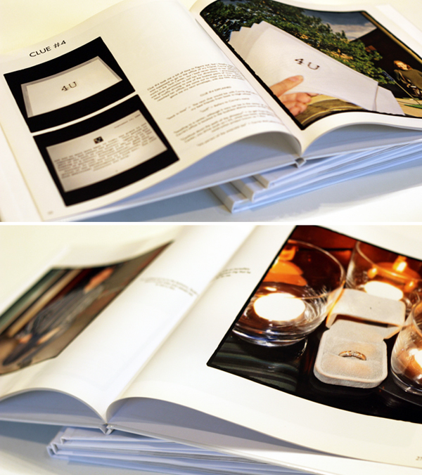 Proposal Photo Book