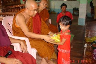 Dr. Dhamma Piya – ပညာျမွင့္မွ လူမ်ဳိးတင့္မယ္ဆိုရင္ …