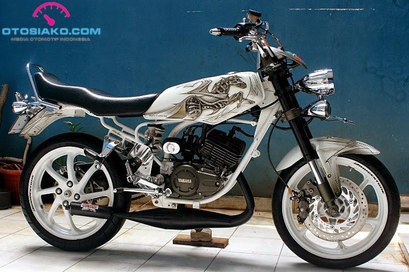modif motor rx king cobra  tahun ini
