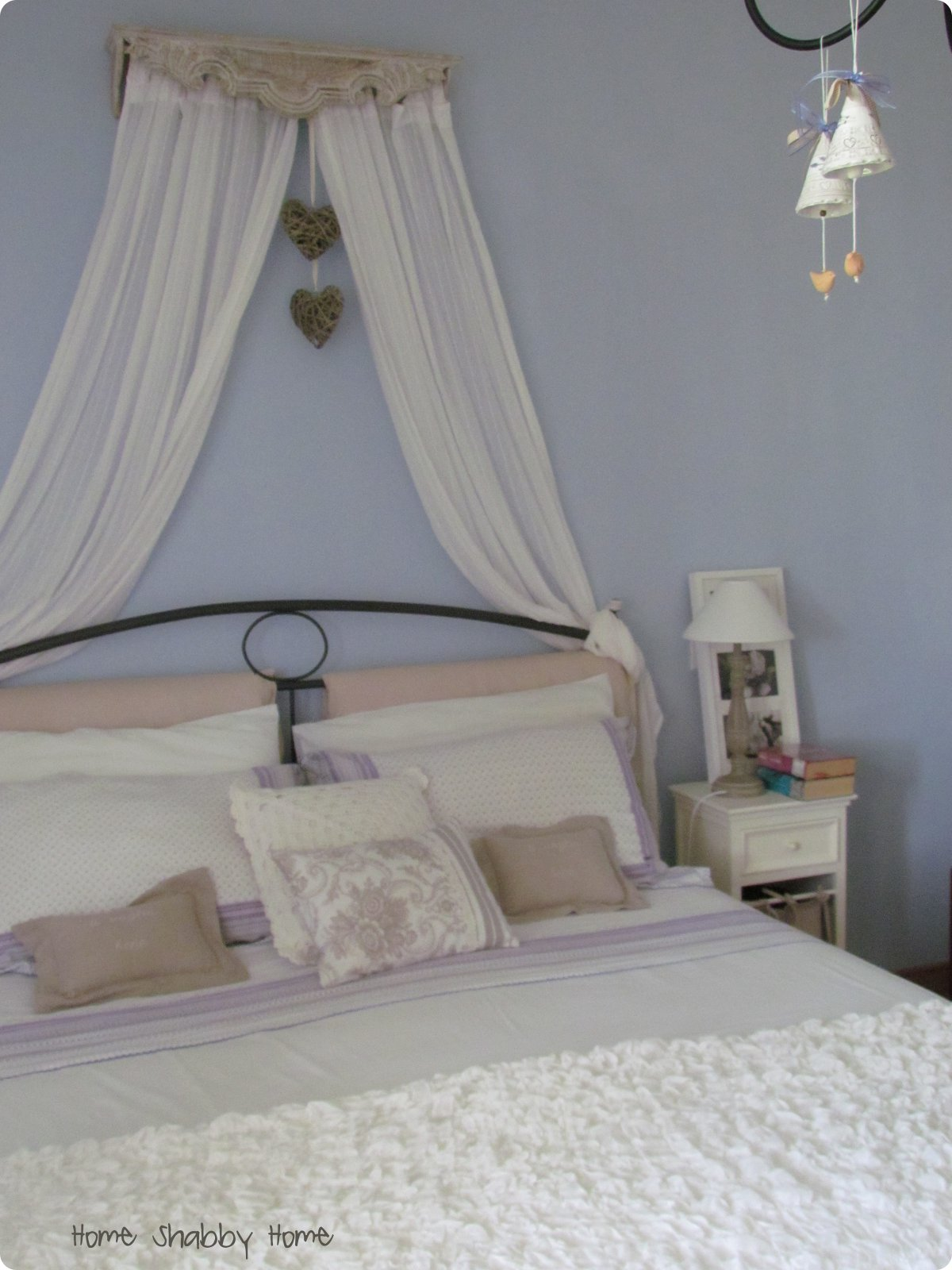 my bedroom home shabby home arredamento interior craft. Black Bedroom Furniture Sets. Home Design Ideas