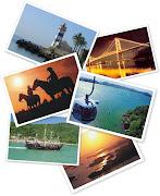 O Ministério do Turismo quer levar o Brasil à condição de terceira maior . tur