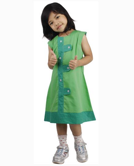 beberapa sample dari model baju anak usia 6 tahun khusus perempuan ...