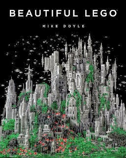 Book Beautiful Lego art by Mike Doyle