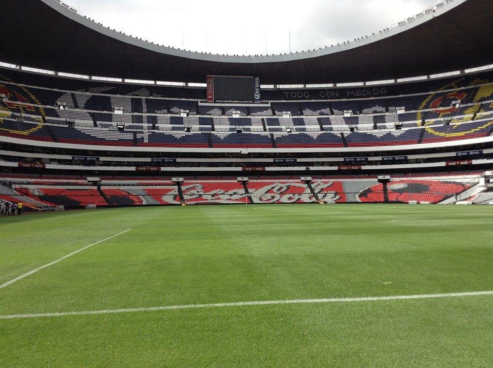 Conoce a fondo el azteca america y ya for Puerta 1 estadio azteca