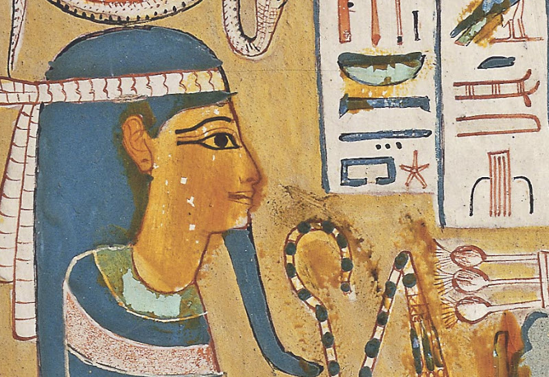 Writing for Eternity: decoding Ancient Egypt' at the Tullie House Museum & Art Gallery
