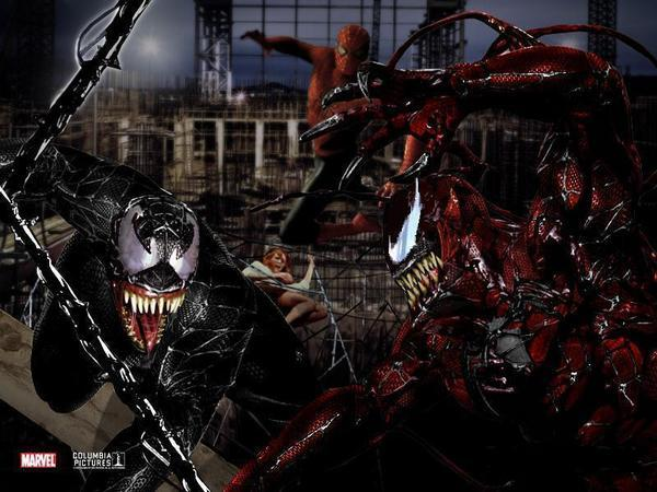 Spiderman 4 carnage  spiderman 4 movie carnage  spiderman maximum    Venom Spiderman 4